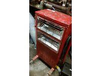RED RAD Garage Heater