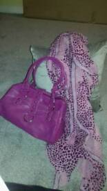 New bag Matching scarve REDUCED