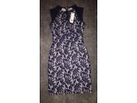 Warehouse Lace Dress size 10 NEW WITH TAGS