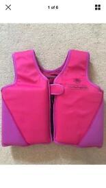 Swim jackets x2