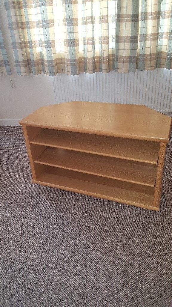 Solid Oak TV/Entertainment cabinet