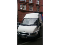 High Top Van&Dam ,Single Item from£15, REMOVALS, pick up/drop off* Man with van