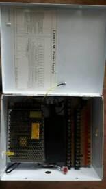 Camera AC power supply