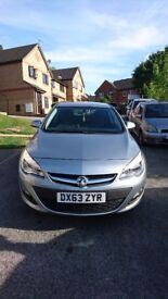 Vauxhall Astra 1.7 Diesel 63reg 74k miles!