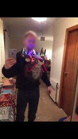 Reindeer xmas jumper in large