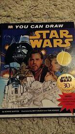 starwars you can draw book