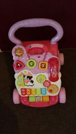 Vetch first steps baby walker.
