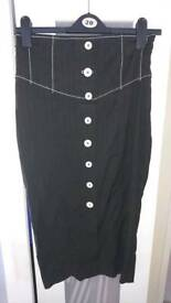 Size 6 river island pencil skirt