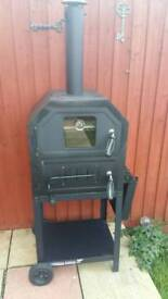 Pizza Oven/BBQ