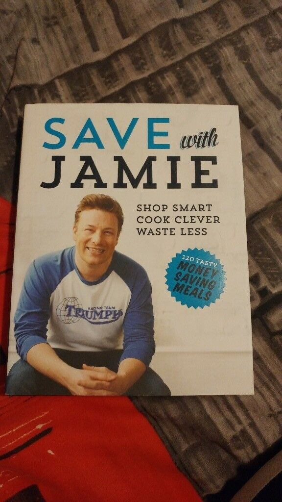 Save with jamie oliver