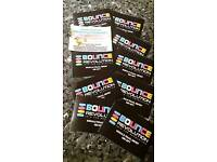 Bounce revolution tickets