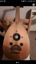 Oud Music Instrument Zeryab