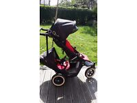 PHIL & TED DOUBLE BUGGY / STROLLER /PUSHCHAIR DUO