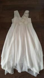 Monsoon Dress Cream