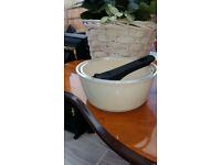 Nesting Saucepans with removable handle.Nearly new.MOTORHOME CAMPING