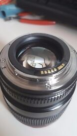 Canon 35mm L 1.4