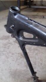 HONDA CB200 FRAME