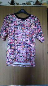 New Look Floral Print Tshirt
