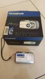 Olympus Digital 800 Camera