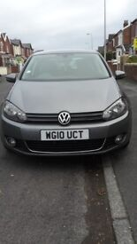 Golf for sell very good car please call after 6 pm 07933393838