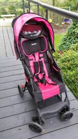 LIGHT WEIGHT STROLLER / PRAM
