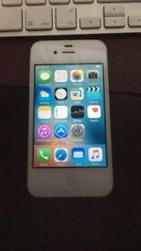 iPhone 4S White 16GB Locked to EE
