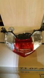 Nmax125 rear headlight