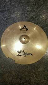 Zildjian A Custom Crash Cymbal (Damaged)