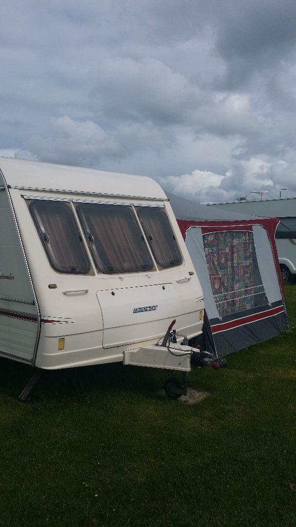 Beautiful   2009 Used  Good Condition Touring Caravans For Sale In Brixham