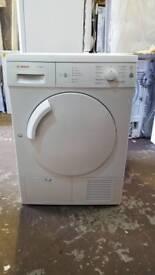 Bosch condenser dryers only £119