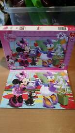 Minnie Mouse Clubhouse Jigsaw