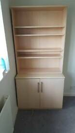 Cupboard and Shelving Unit