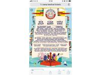 Family Camp Bestival Tickets, bargain