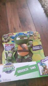 Ninja turtles sqeezeems