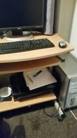 Windows 7 PC with Microsoft Office