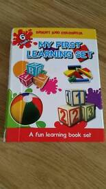 My First Learning Set