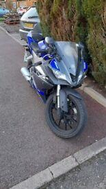 Yamaha, YZF, 2014, 124 (cc)