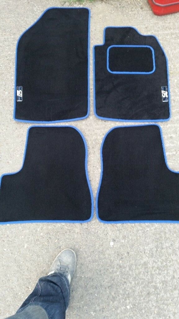 Peugeot 206 GTI 180 Car mats | in Waltham, Lincolnshire | Gumtree