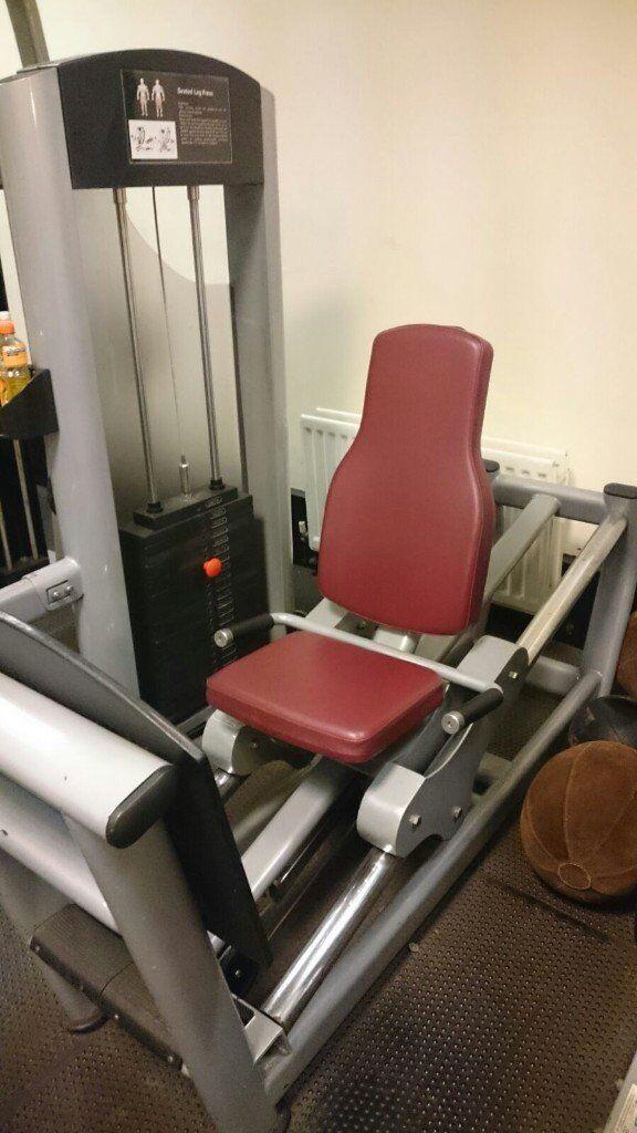 commercial leg press for sale