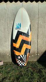 5'7 Quiver Surboard