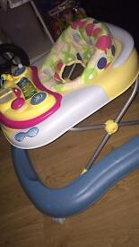 Baby walker by chicco