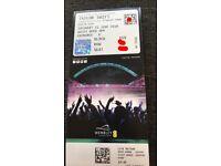 2x Taylor swift tickets at Wembley stadium