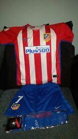 Athletico Madrid strip