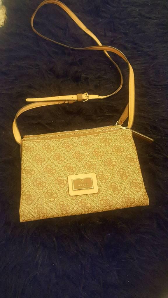 Genuine Guess cross bag