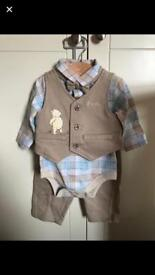 Winnie The Pooh suit 3-6 Months