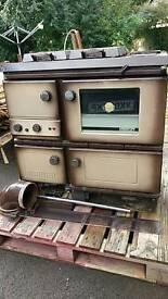 Stanley Range Cooker (gas)