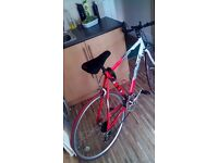 Am selling my bike, its very nice. Am selling because l have moved in to a flat, no space
