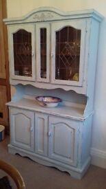 Duck egg blue chabby chic dresser