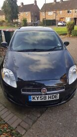 2008 Fiat Bravo 1.4 T-Jet Sport 5 door Hatchback - Low Miles (44300), Huge spec,Lady Owner - £2950