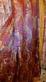 Beautiful Arabian Long Curtains Style